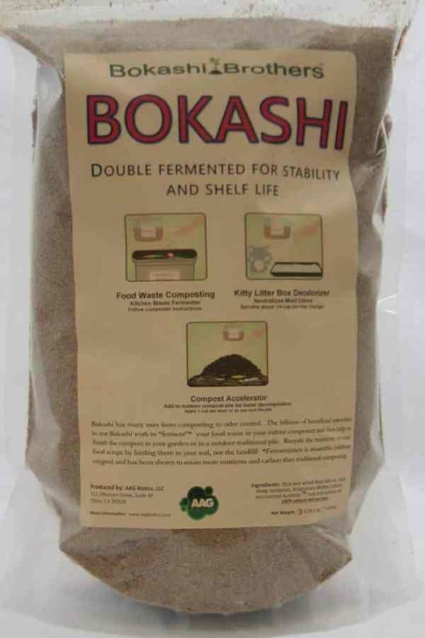 Learning the Bokashi Composting Method