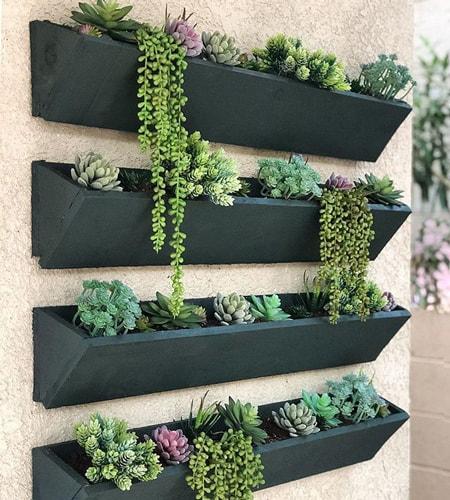 Patio Wall Planter