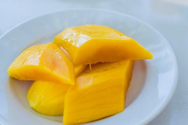 picked mango