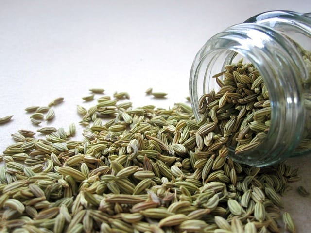 fennel seed for dry skin