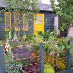 Fruitful Garden wins Silver-Gilt
