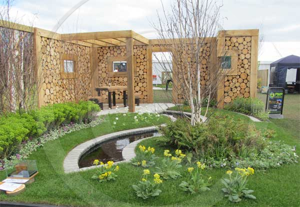 Sanctuary Yorkshire Show Garden