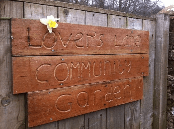 Lover's Lane Community Garden, Brampton