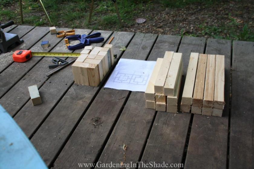 Lumber Cut