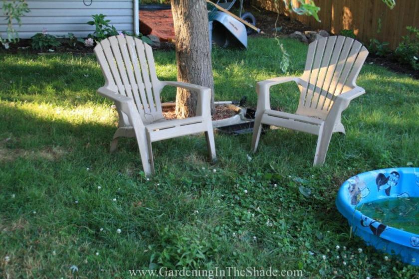 Future small sitting area