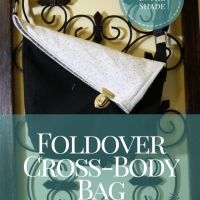 Foldover Cross-Body Bag