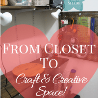 Finally, Creative Space for Me!