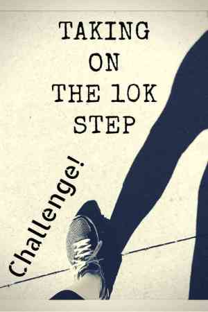 Walking the 10k step challenge