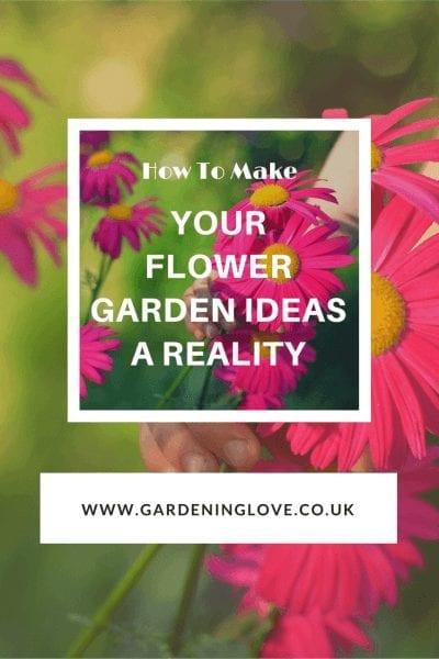 Flower garden ideas, garden help, garden inspiration