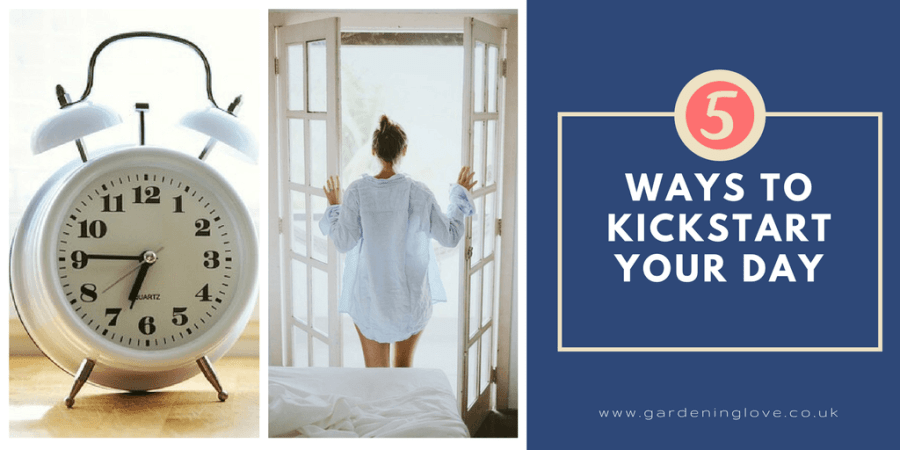 5 Ways To Kickstart your morning routine