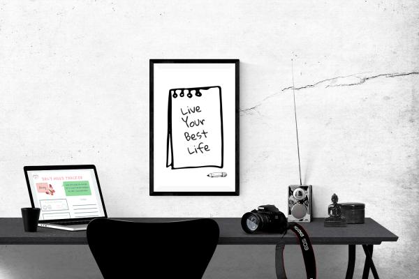 Live Your Best Life Digital Download