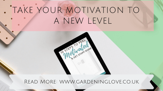 10 steps to feel motivated. #motivation #organisation #goals #goalsetting #success #ebook #affiliatelink