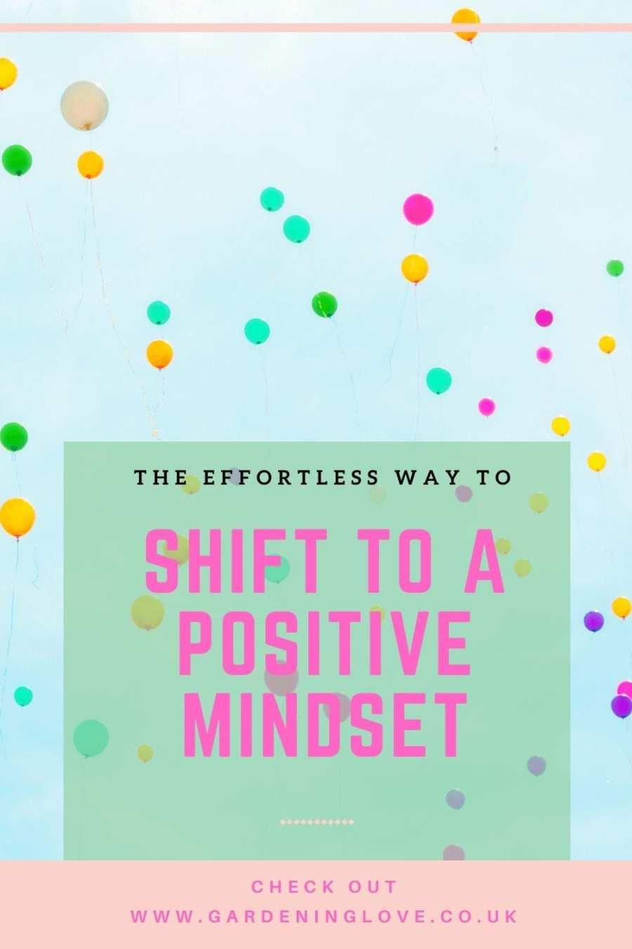 How to shift to a positive mindset #positive #positivity #mindset #bestlife