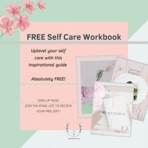 Free self care workbook - Gardening Love