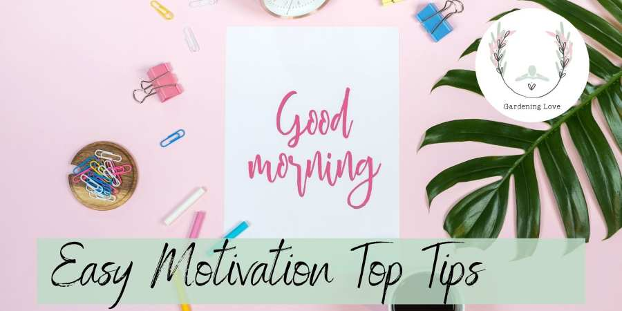 Motivation tips featured image