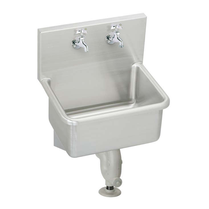 ss wall mounted service sink