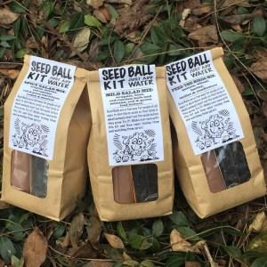 Seed Ball Kits