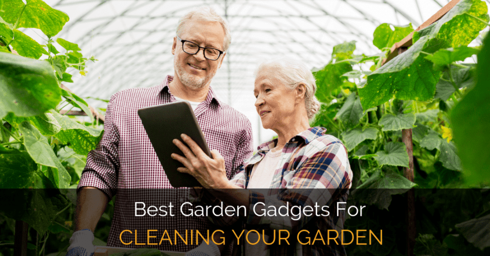 best gadgets for cleaning garden