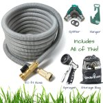 Gardenirvana expandable water hose (Reviews & Complete Guide 2017)