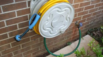 What is hose reel?