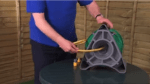 What is hose reel system and how it works?