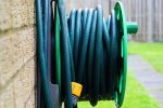 How to store garden hose?