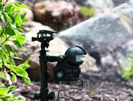 long range lawn sprinkler