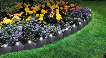 5 Best Garden Edging Reviews 2017: Complete Buying Guide