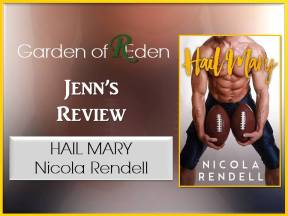 hail-mary-rendell-review-photo