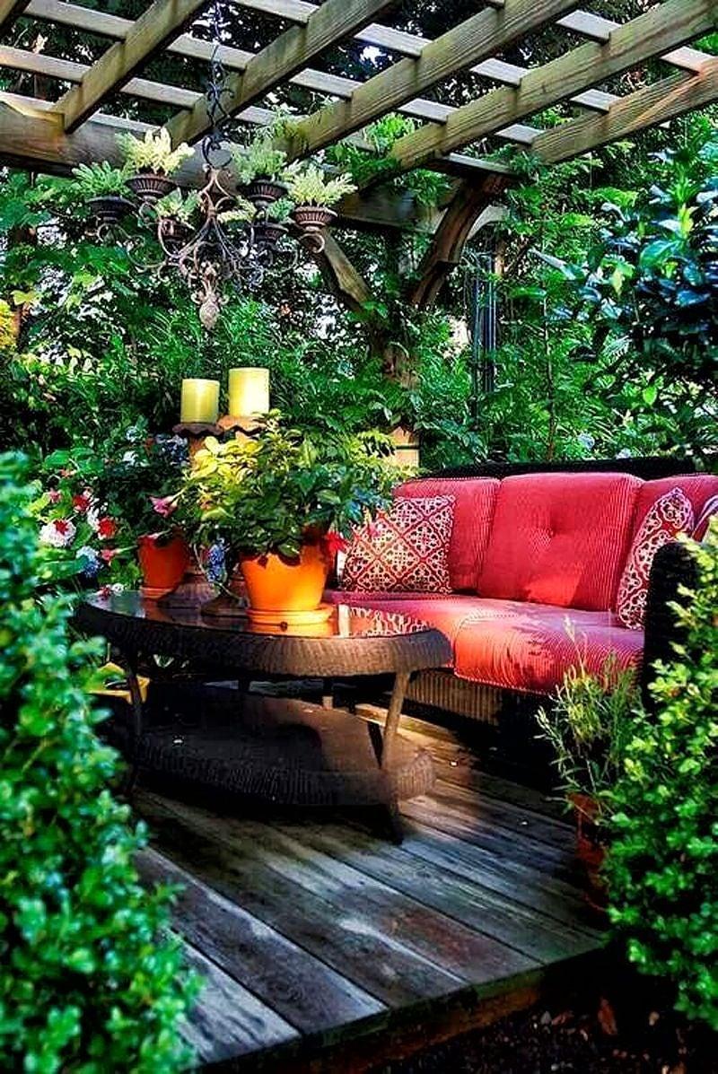 27 Patio Planter Ideas Garden Outline
