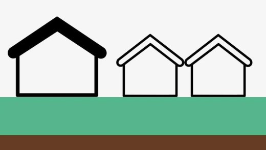 For Permitted development planning permission, an outbuilding cannot be more than 50% of the original garden.