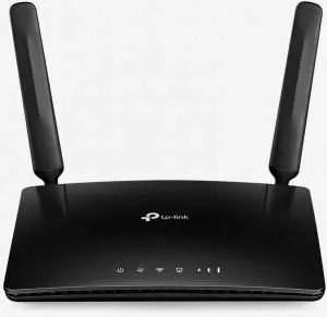 Mobile broadband data connection.