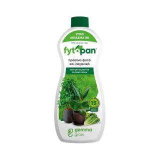 πράσινα φυτά