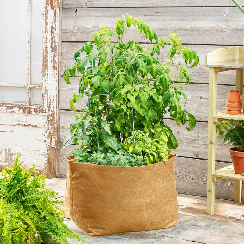 Grow Tubs Gardens Alive