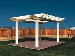 timber arbor plans