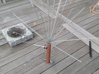 Antenne énergétique