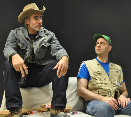 THE COMEDY OF JAMES McCLURE IN TWO ONE-ACT PLAYS,