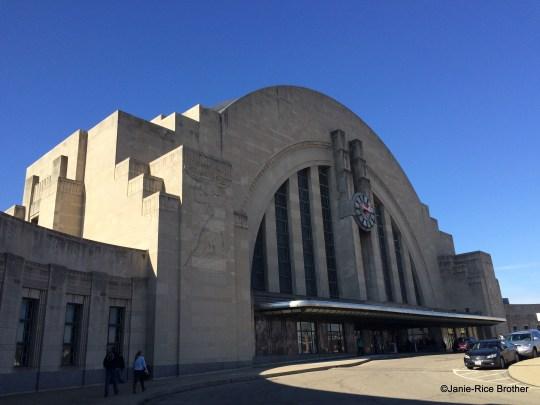 Union Terminal, now the Cincinnati Museum Center
