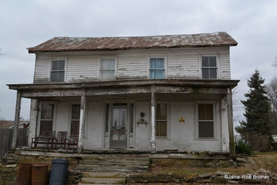 Another house dating from the late-19th century in the community of Moorefield, KY.