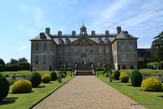 Belton House, Lincolnshire.