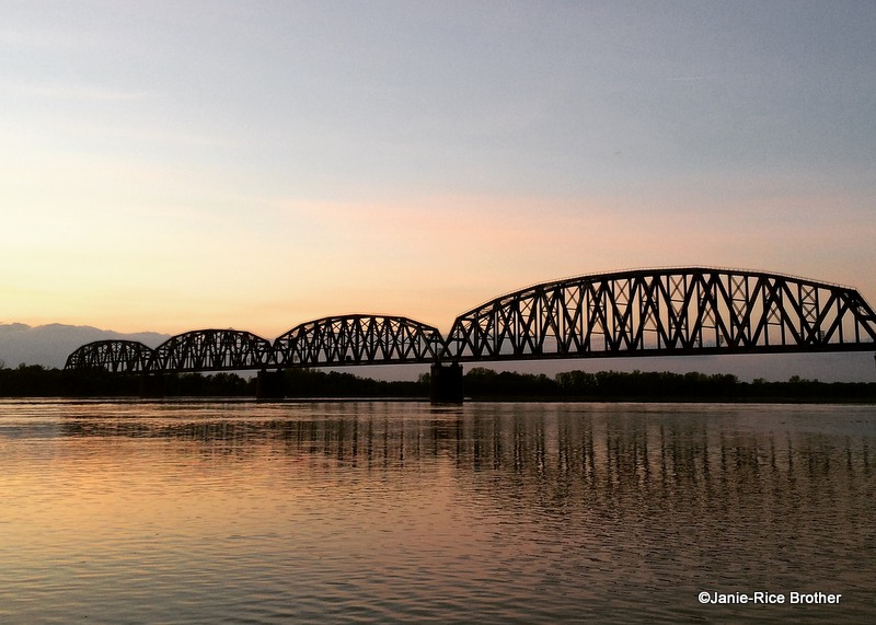 Historic bridges can be listed in the NRHP, just like buildings.