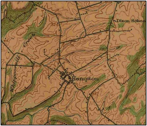 Kentucky Places: Hampton, Livingston County, Kentucky – Gardens to on portsmouth kentucky, large map of kentucky, dayton kentucky, clarksville kentucky, nashville kentucky, knoxville kentucky, cincinnati kentucky,