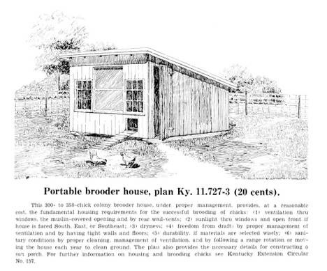 Kentucky Outbuildings: Chickens Can Have Historic Houses Too ...