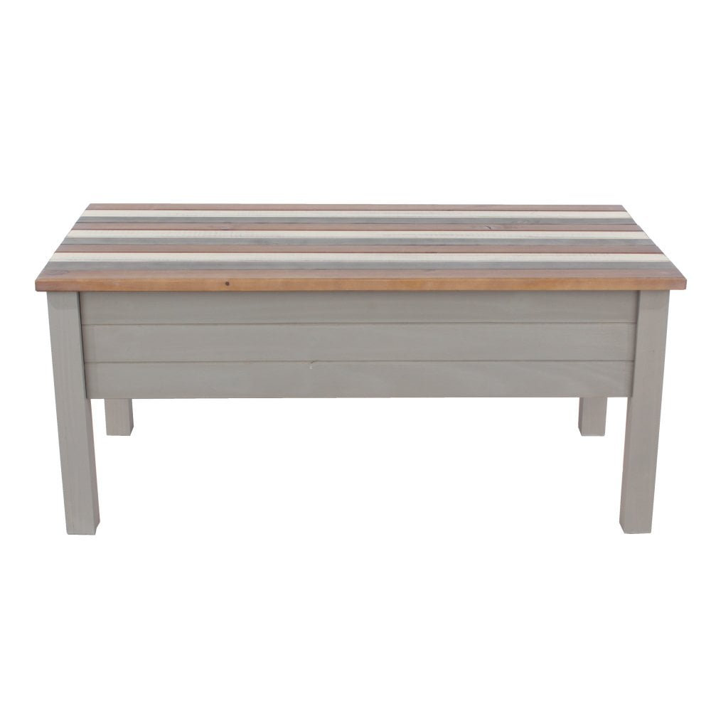 core corona vintage pine coffee table
