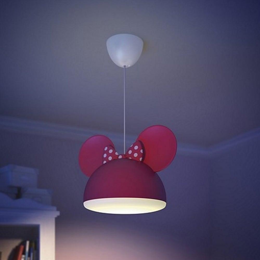Philips Mickey Mouse Pendant 1x15w Garden Street