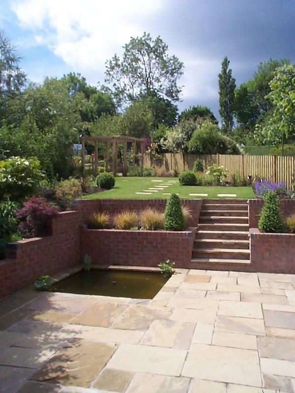 Landscape Small Front Garden