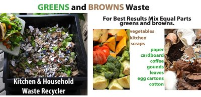 What you should add to compost in the worm factroy
