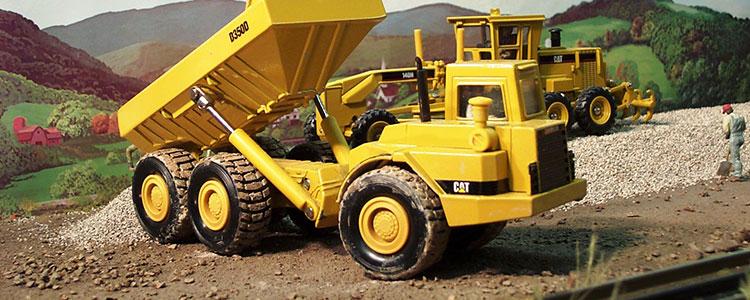 Uses of Dump Truck