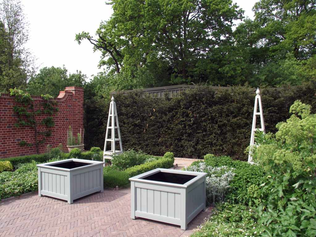 Planter Box Designs