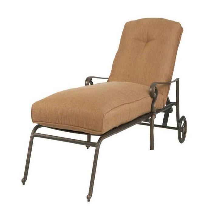 Miramar Ii Chaise Lounge Replacement Cushion Garden Winds